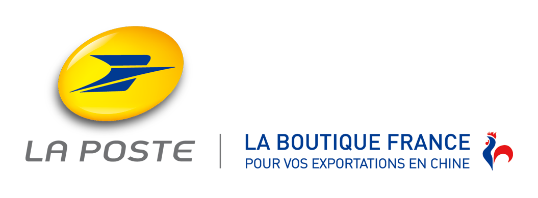 logo et site web la boutique france by la poste votre communication. Black Bedroom Furniture Sets. Home Design Ideas